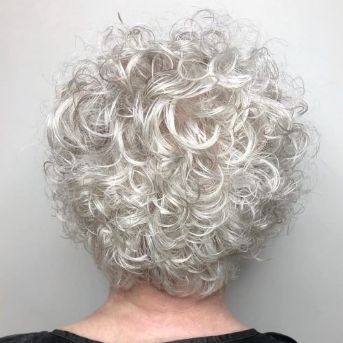 22 perms for short hair that are super cute Perm Styles For Short Hair Ideas