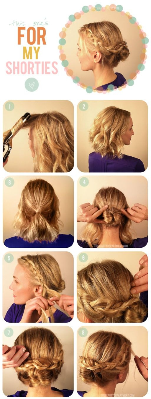 24 statement hairstyles for your new years eve party Hairstyles For Short Hair For New Years Eve Choices