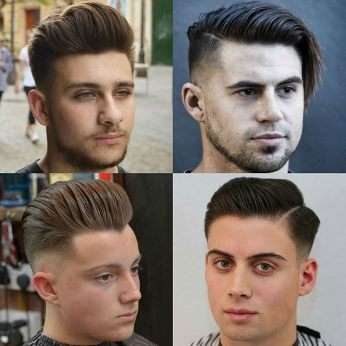25 best haircuts for guys with round faces 2020 guide Short Haircut For Round Face Man Inspirations