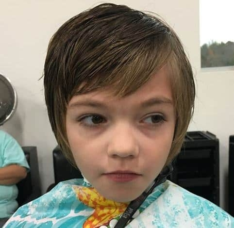 25 short haircuts for little girls thatll never go out of style Cute Short Hairstyles For 12 Year Olds Ideas