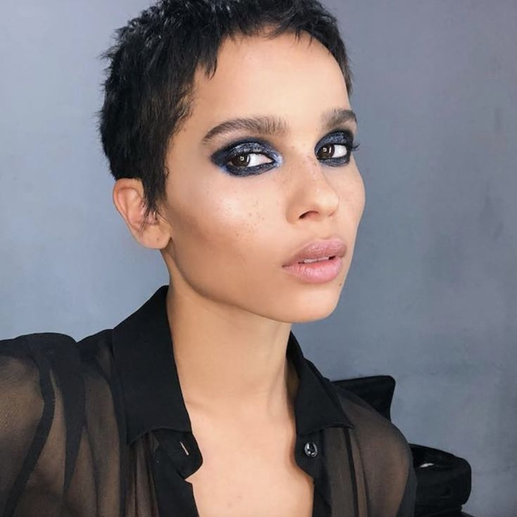 25 short natural hairstyles to inspire your next look Short Pixie Haircuts For Black Hair Ideas