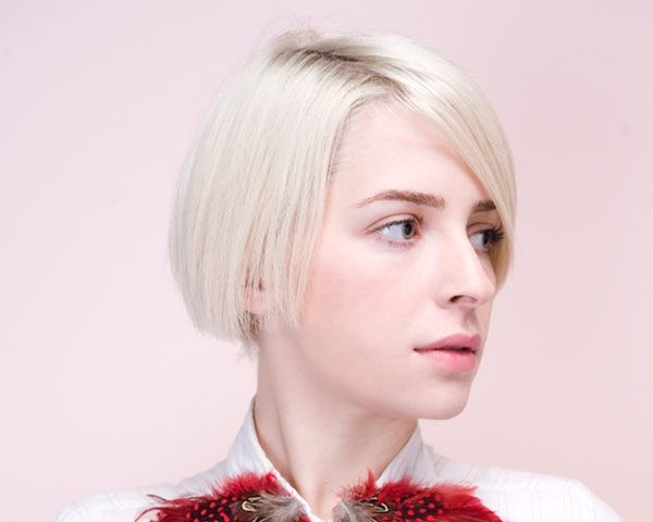 26 simple and easy short hairstyles Short Even Hair Styles Choices
