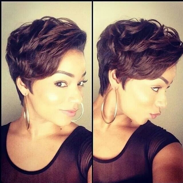 28 pretty hairstyles for black women 2021 african american Short Hairstyles African American Hair