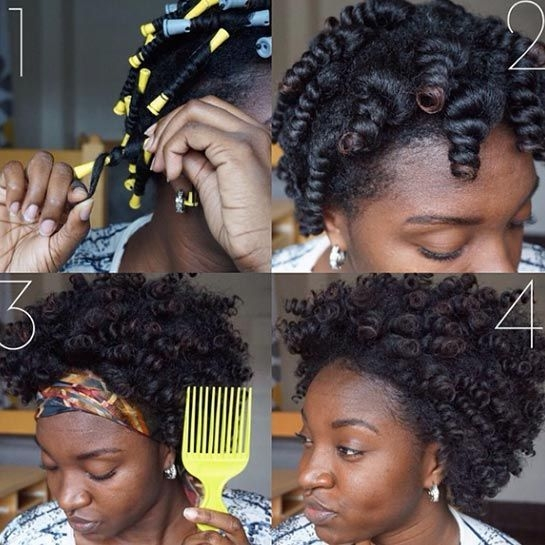 28 styles you need to learn if youre transitioning to Protective Styles For Short Relaxed Hair Pinterest Inspirations