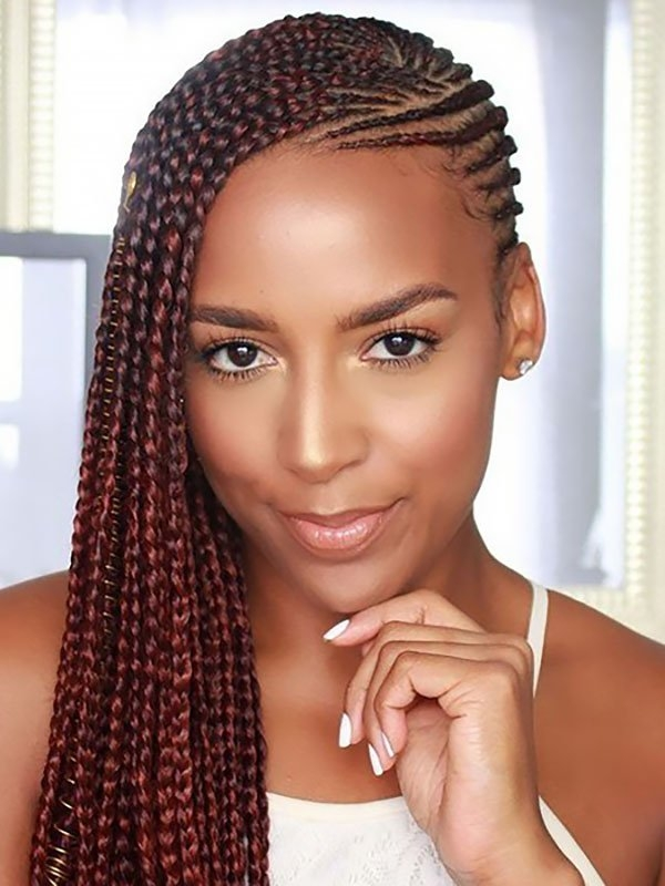 30 best braided hairstyles for women in 2020 the trend spotter Latest Braid Hair Style Inspirations