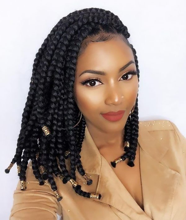 30 best braided hairstyles for women in 2020 the trend spotter Simple Hair Braids Styles Inspirations