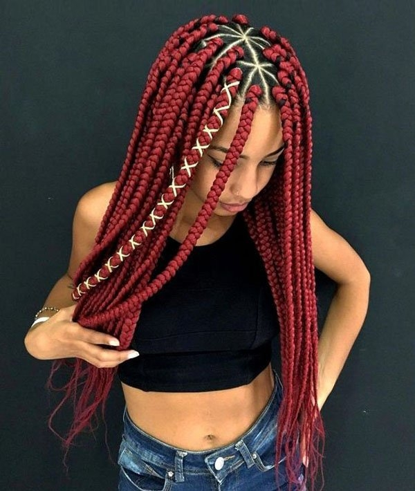 30 best braided hairstyles for women in 2020 the trend spotter Trendy Hairstyles Braids Choices