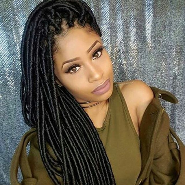 30 best crochet braid hairstyles for black african hair chhory Crochet Hair Braiding Styles Choices