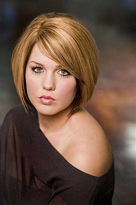 30 best short hairstyles for round faces Best Short Hairstyle For Round Face Female Ideas
