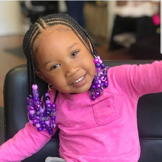 30 easy natural hairstyles ideas for toddlers coils and glory Hair Styles For African American Kids Designs