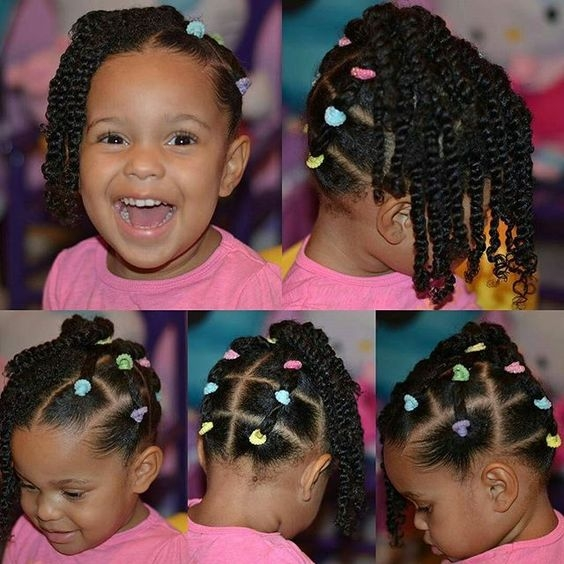 30 easy natural hairstyles ideas for toddlers coils and glory Hairstyles For African American Tweens Ideas