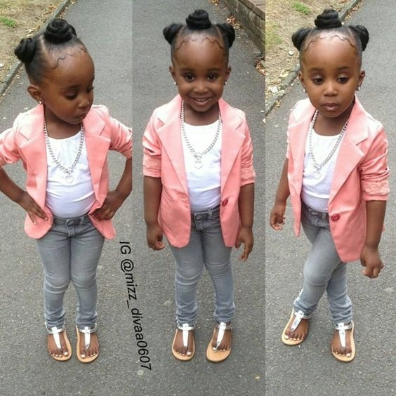 30 easy natural hairstyles ideas for toddlers coils and glory Natural Hairstyles For Kids With Short Hair Inspirations