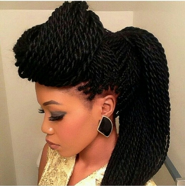 30 stunning marley braids styles you must try Braid Styles With Marley Hair Choices
