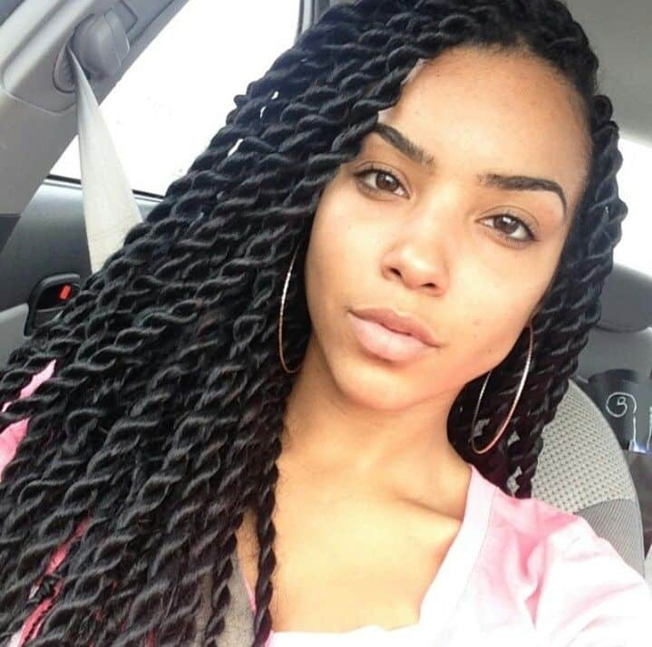 34 attractive types of braids for black hair hairstylecamp Different Types Of Braids African American Ideas