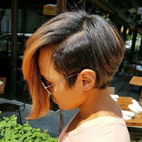 35 best short hairstyles for black women 2017 short Short Bob Haircuts For Black Women Inspirations
