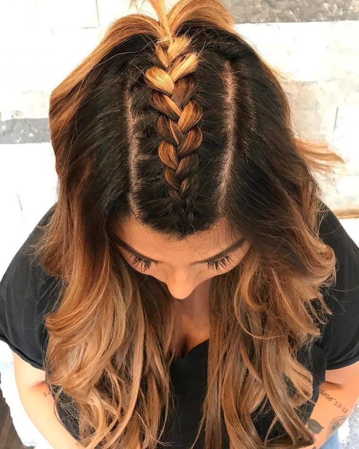 35 gorgeous braided hairstyles that are easy to do hair Simple Hair Braids Styles Choices