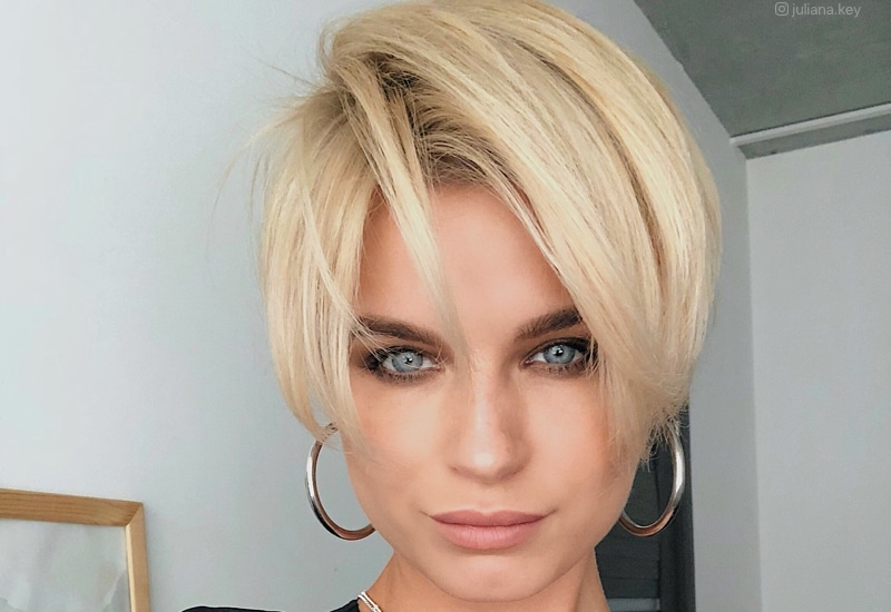 35 short straight hairstyles trending right now in 2020 Cute Hairstyles For Short Straight Hair Easy Inspirations