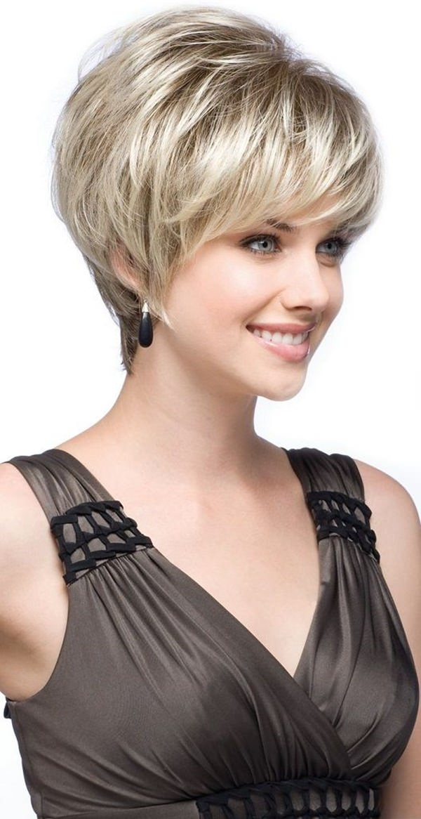 36 extraordinary wedge hairstyles for your next amazing style Short Wedge Haircuts Ideas
