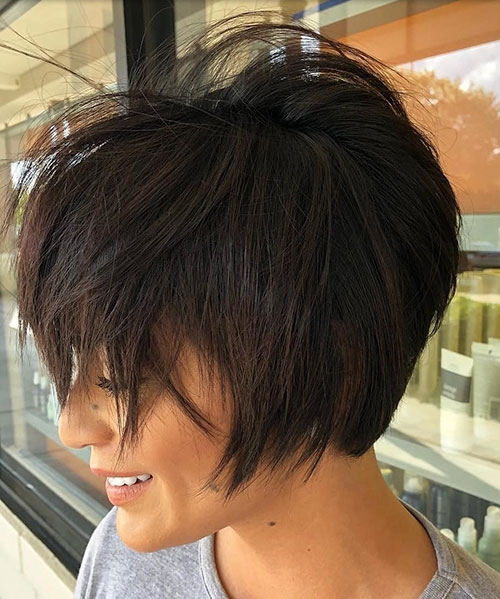 40 best messy short hairstyles ideas for 2019 short Short Messy Haircuts Choices