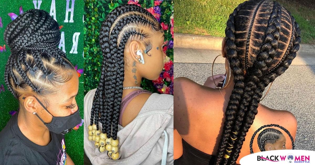 40 latest black braided hairstyles 2020 stunning braids to Black Braid Hair Styles Choices