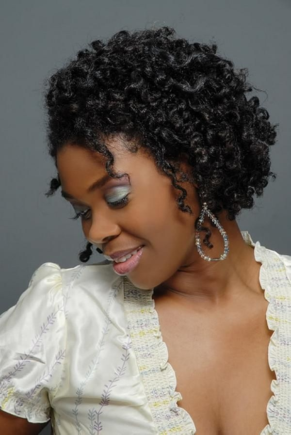 40 natural hair styles for black women which are cool Hairstyles For Thin African American Hair