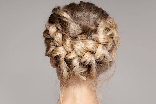 41 gorgeous braided hairstyles for every occasion and hair Simple Braided Hairstyles For Medium Length Hair Choices