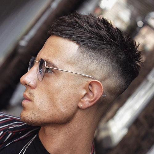 45 best short haircuts for men 2020 styles Awesome Hairstyles For Short Hair For Guys Ideas