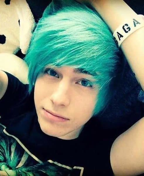 45 modern emo hairstyles for guys that want that edge Emo Hairstyle For Short Hair Guys Ideas