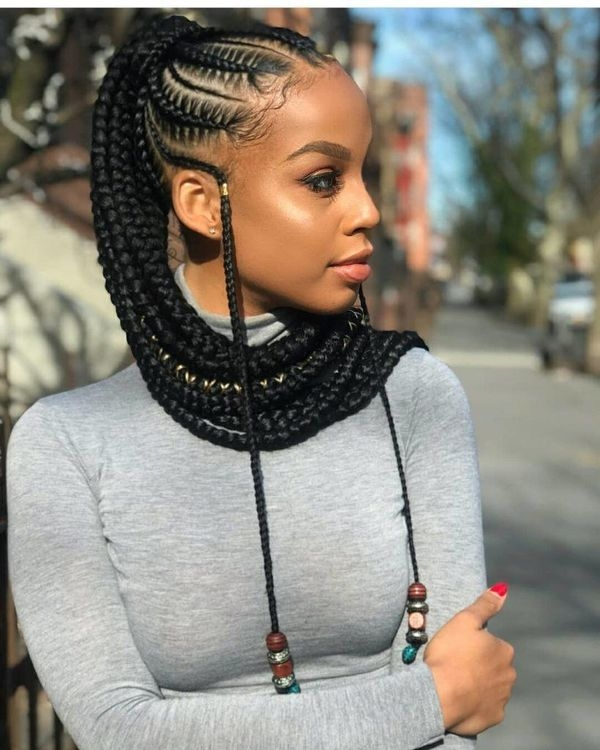 47 of the most inspired cornrow hairstyles for 2020 Cornrows Hairstyles