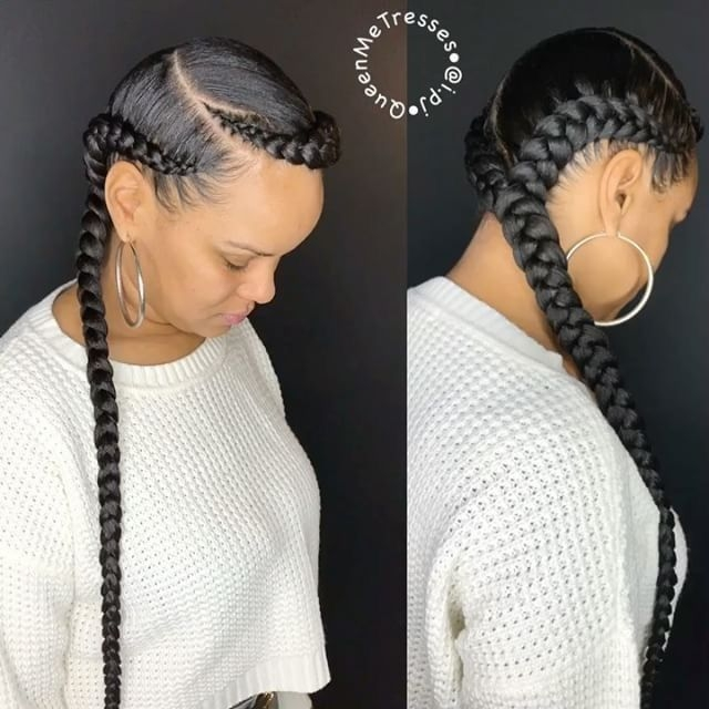 50 absolutely beautiful feed in braids styles feed in Hair Extensions Braids Styles Ideas