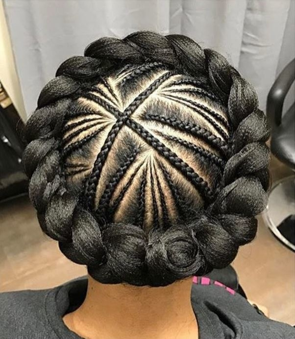 50 best cornrow braid hairstyles to try in 2020 all things Natural Cornrow Hairstyles For Women