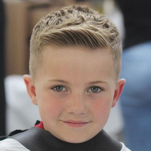 50 cool haircuts for boys 2020 cuts styles Little Boy Short Haircuts Ideas