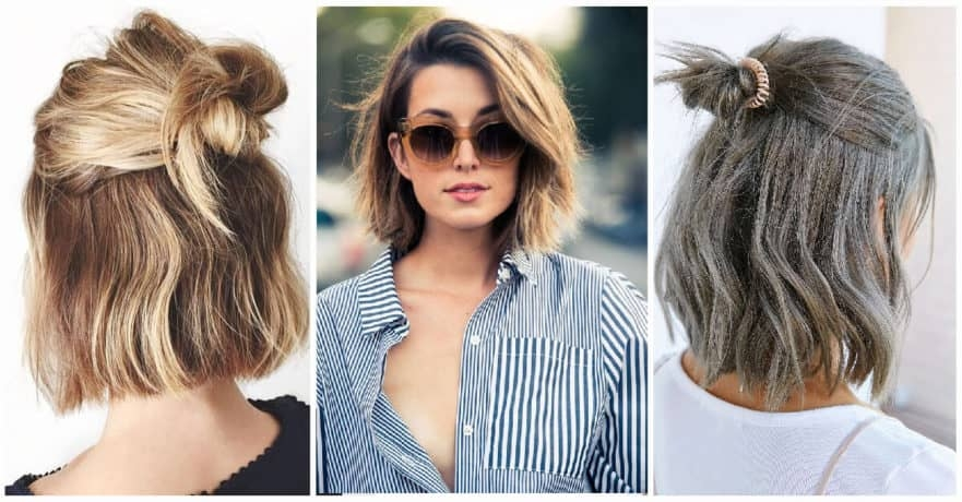 50 gorgeous short hairstyles to let your personal style shine Medium Short Haircut Styles Ideas