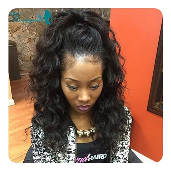 52 classy weave ponytail ideas you are sure to love African American Weave Ponytail Hairstyles