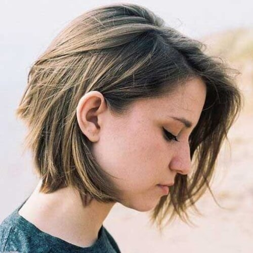 55 alluring ways to sport short haircuts with thick hair Haircuts For Short Thick Hair Inspirations