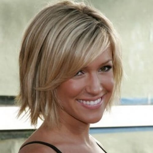 55 alluring ways to sport short haircuts with thick hair Short Haircut Styles For Thick Straight Hair Inspirations