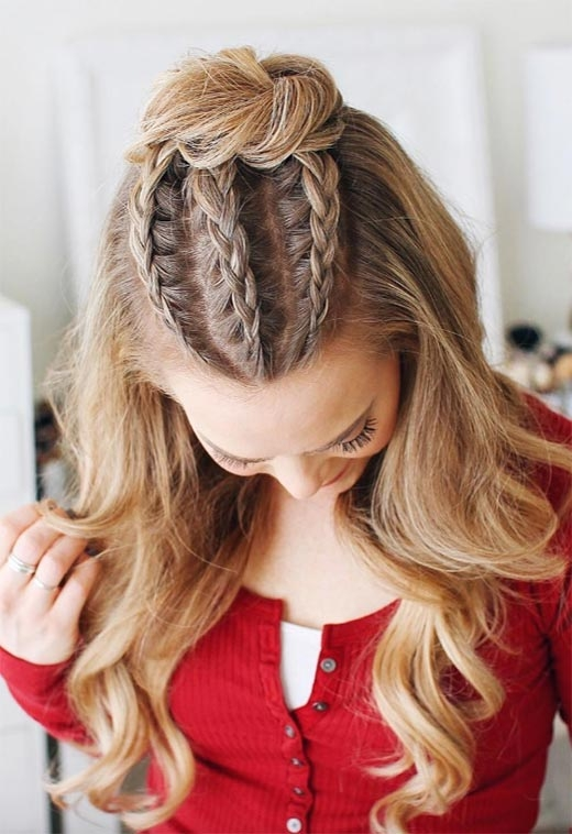57 amazing braided hairstyles for long hair for every Hair Braids Styles For Long Hair Inspirations