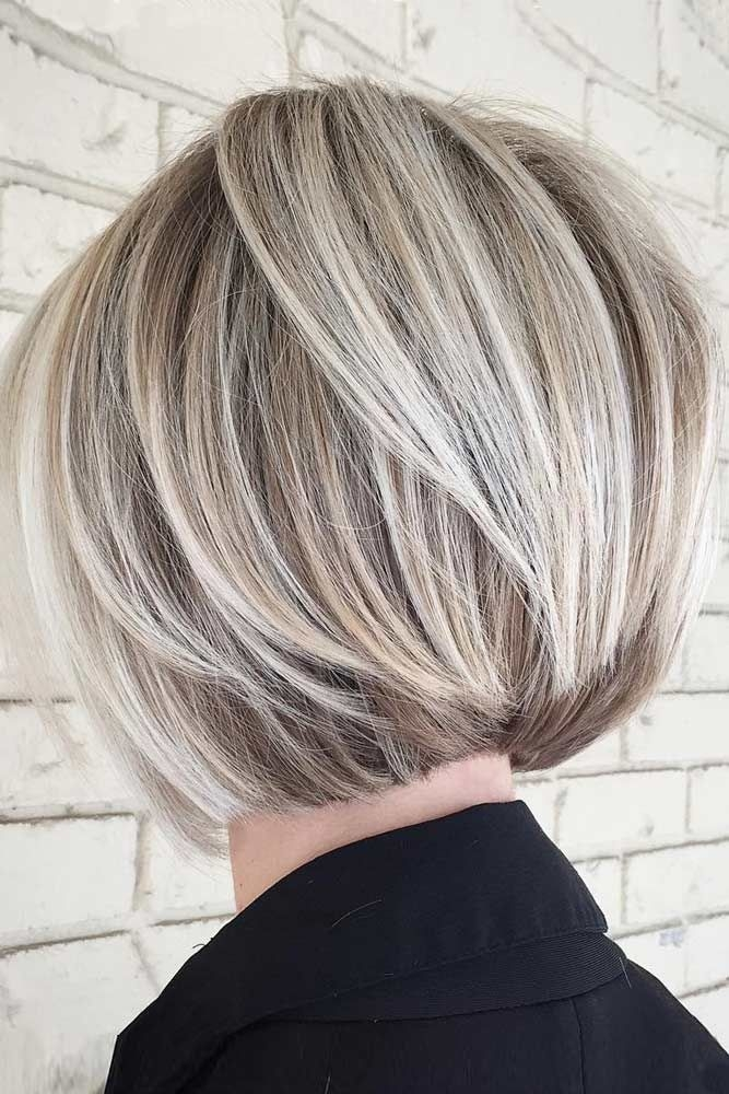 57 blonde short hairstyles for round faces short hair Short Blonde Bob Hairstyles Pinterest Inspirations