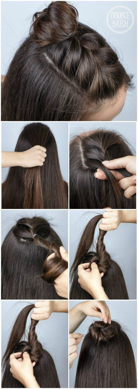 65 womens easy hairstyles step step diy the finest feed Braid Hairstyles Step By Step With Pictures Ideas