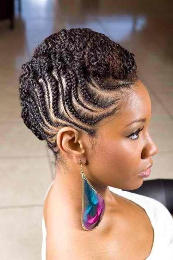 66 of the best looking black braided hairstyles for 2020 Lovely Braided Hairstyle For Black Women Ideas