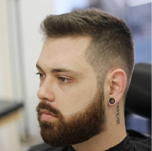 80 manly beard styles for guys with short hair november 2020 Short Hair With Beard Style Ideas