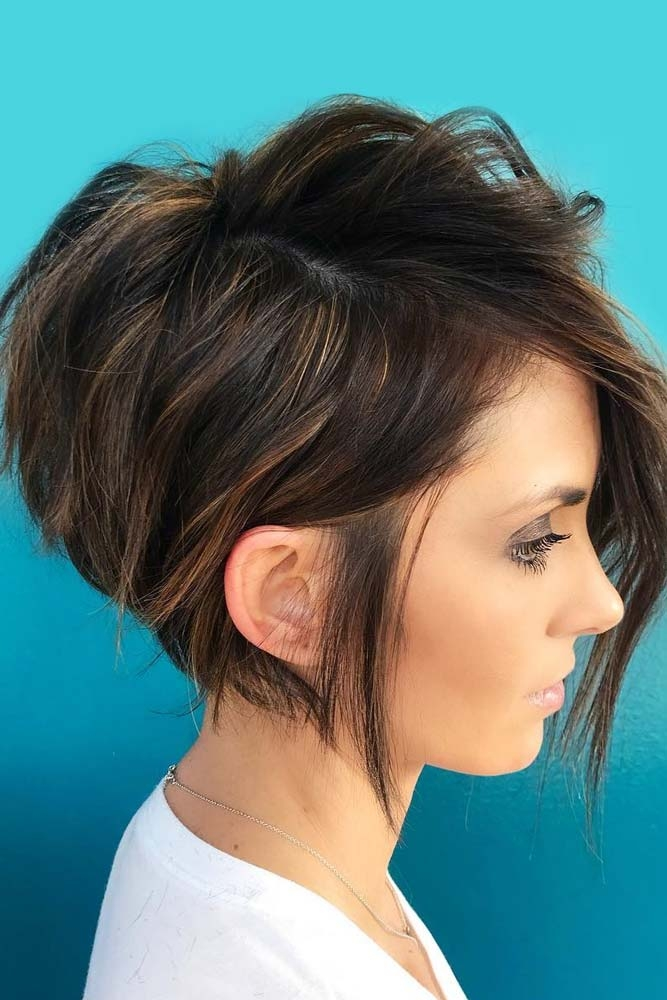 90 amazing short haircuts for women in 2020 Short Style Haircuts Ideas