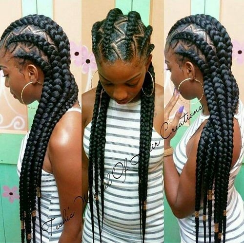 african american cornrow hairstyles natural hair styles African American Cornrow Hairstyles Pictures Ideas