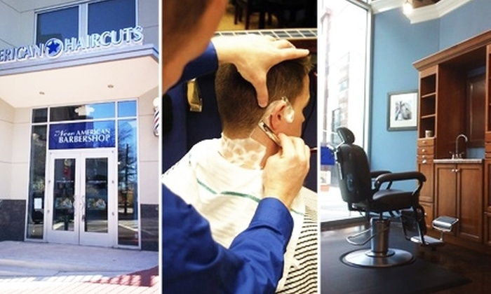 Awesome 10 classic mens cut at american haircuts up to 25 value American Haircuts Midtown