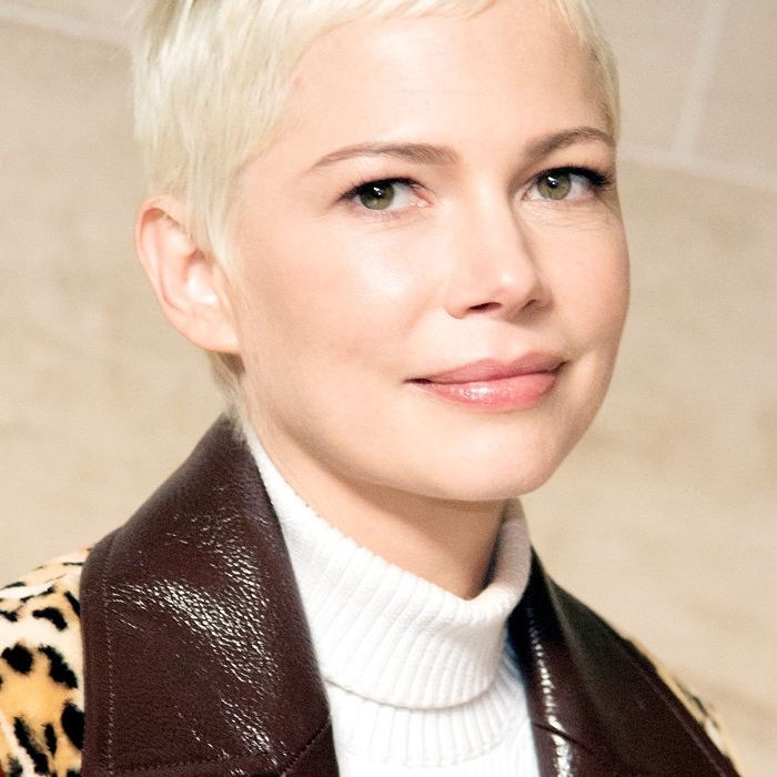 Awesome 10 short haircuts for round faces Short Haircuts For Round Faces Pics Choices