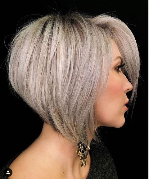 Awesome 10 trendy short haircuts for thick hair short thick Trendy Short Hairstyles For Thick Hair Choices