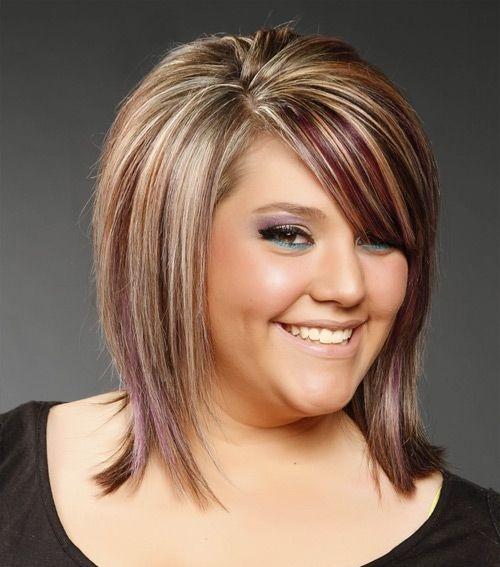 Awesome 10 womens hairstyles to hide that double chin Short Hairstyles For Oval Faces With Double Chin Inspirations