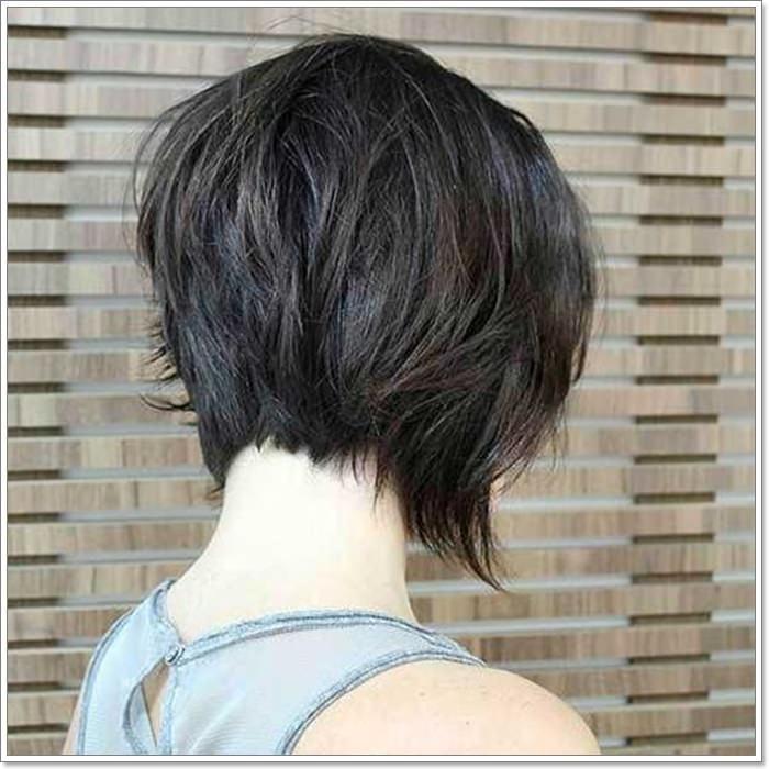 Awesome 100 short hairstyles for women approved john friedas method Womens Short Haircuts Front And Back Ideas
