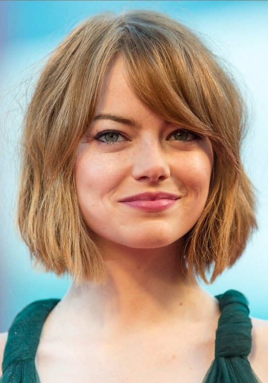 Awesome 12 hot short hairstyles with bangs styles weekly Cute Short Bob Hairstyles With Bangs Choices