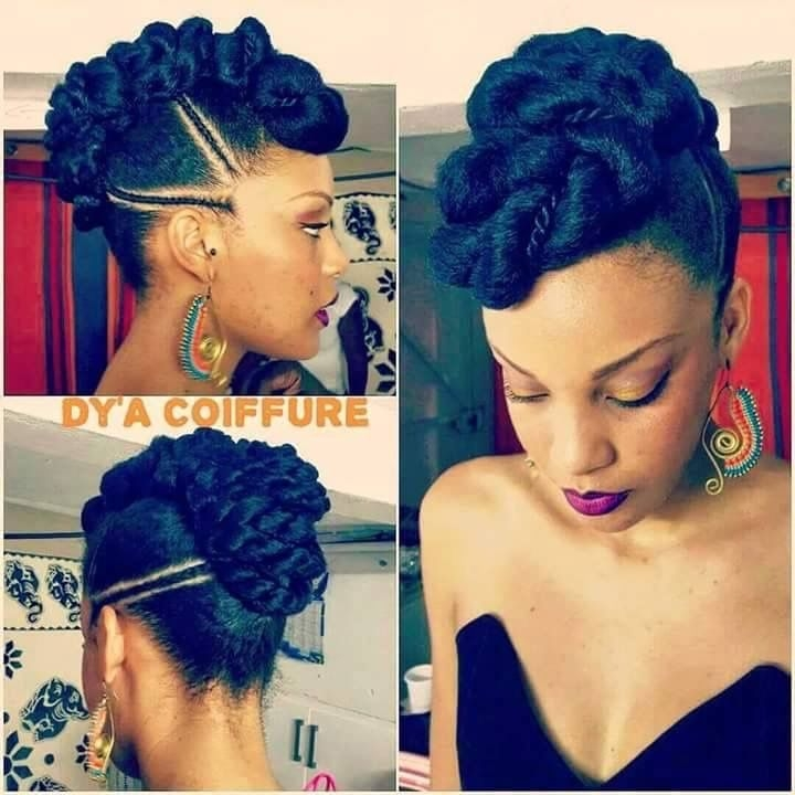 Awesome 12 phenomenal women afro hairstyles short haircuts ideas Pin Up Styles For Short Natural Hair Inspirations
